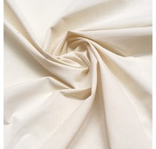Baumwolle Stoff Nessel Cretonne natur 158 cm breit
