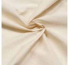 Baumwolle Stoff Nessel Cretonne natur 162 cm breit