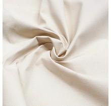Baumwolle Stoff Nessel Canvas natur 295 cm breit