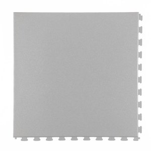PVC kliktegel - motief: Eclipse Mini- kleur: Lichtgrijs-dikte 5mm - AANBIEDING