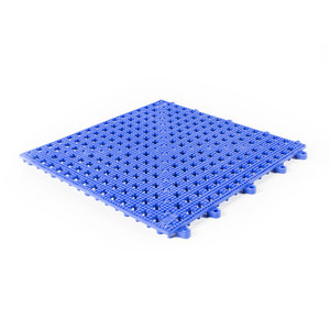 Flexi Soft PVC tegels - blauw - 30x30cm