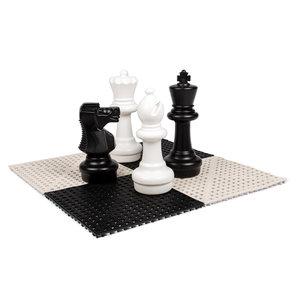 Flexi Soft PVC - XL schaakbord - 240x240cm