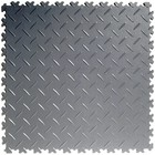 Diamant - Grijs - Dikte 4mm - Recycled - AANBIEDING