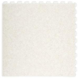 PVC kliktegel |verborgen verbinding - Motief:  Design| Kleur:  Off White | Dikte 7.7mm