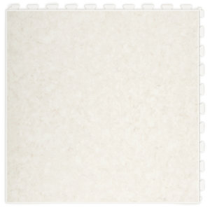 PVC kliktegel |verborgen verbinding - Motief:  Design| Kleur:  Off White | Dikte 7.7mm  | AANBIEDING