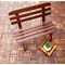 Harde PVC balkontegels - Wood - Ontario- 30x30cm