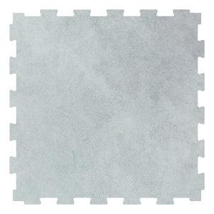 PVC kliktegel | Motief: City Design Bristol | Kleur:  Grijs |  Dikte 6.5mm
