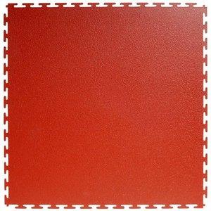 PVC kliktegel |Motief: Hamerslag(textured)| Kleur: Terracotta | Dikte 4.5mm
