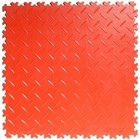 Diamant - Rood - Dikte 4mm