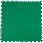Diamant - Groen - Dikte 4mm