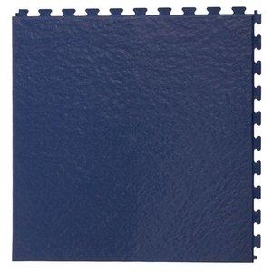 PVC kliktegel - motief: Leisteen - kleur: Marineblauw - Dikte 5mm
