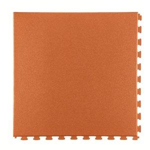 PVC kliktegel - motief: Hamerslag - kleur: Tan- 5 mm