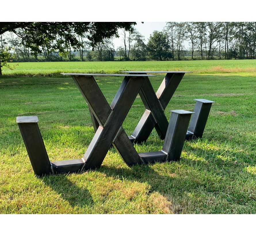 picknicktafel X frame Kids  (per stuk)  ** Gratis thuis bezorgd! **
