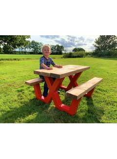 Doinq Kinder picknicktafel compleet