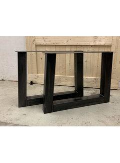 Doinq Trapezium onderstellen staal  (set van 2)