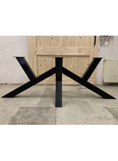 Doinq Dubbele W onderstel staal