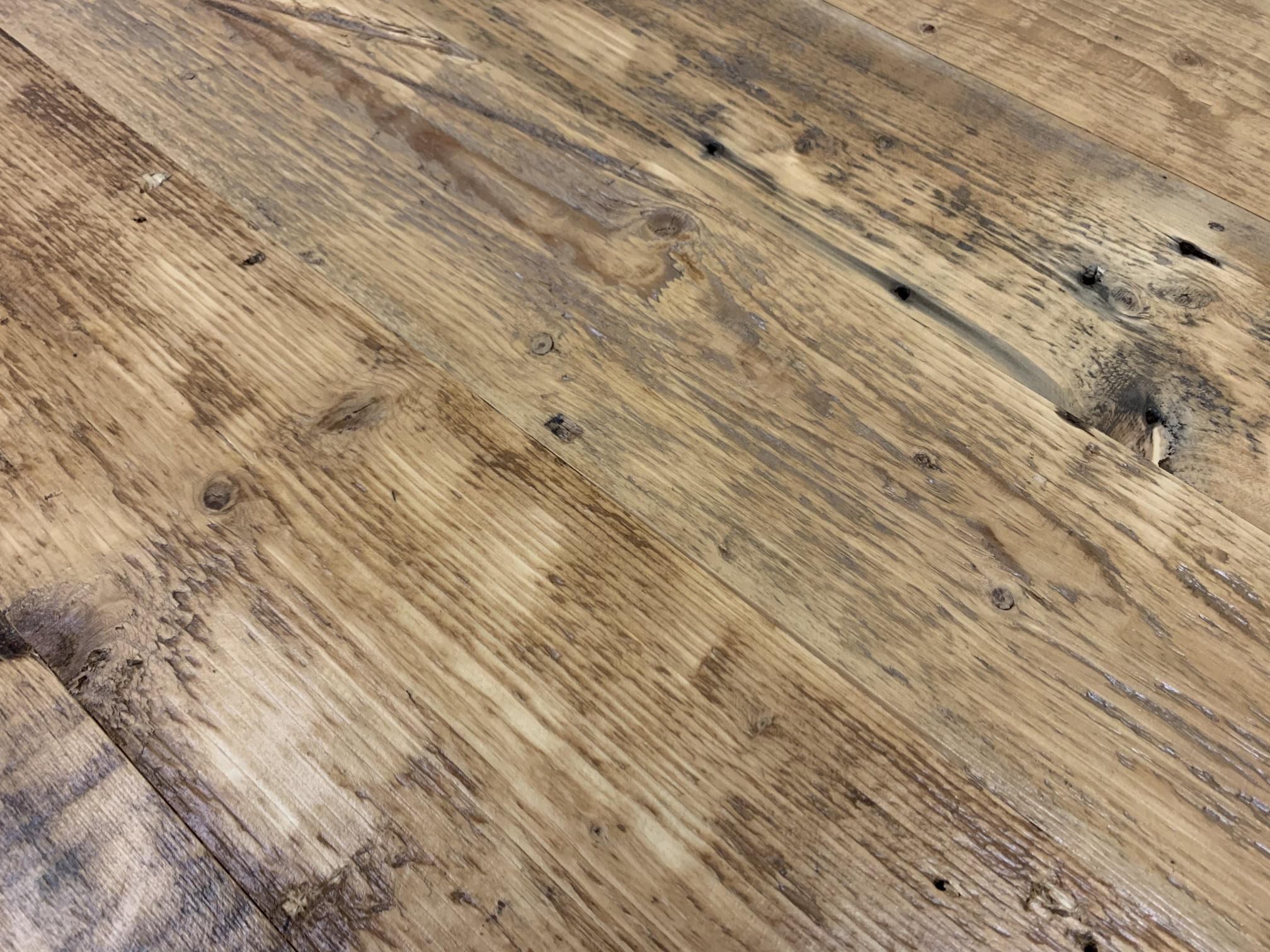 Tafelblad oud hout