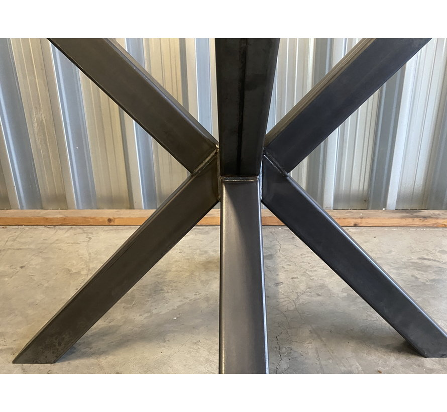 Dubbele X koker 60x60 (dunne bladen)