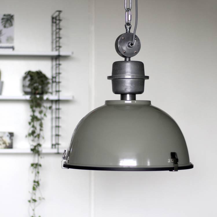 Stalen tafelpoten en industriële verlichting | Tafelpoten maatwerk
