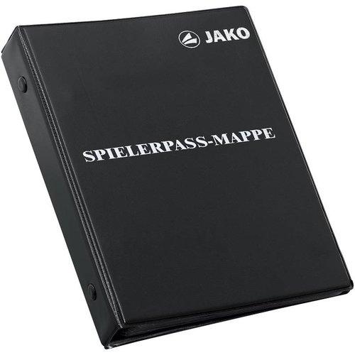 Jako JAKO Map voor spelerskaarten - Zwart