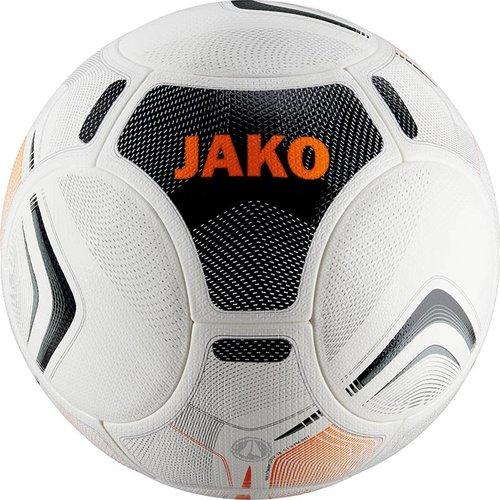Jako JAKO Voetbal Galaxy 2.0 Match - Wit/Zwart/Oranje