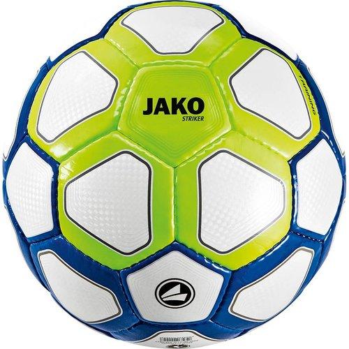 Jako JAKO Trainingsbal Striker - Wit/Marine/Fluo Groen