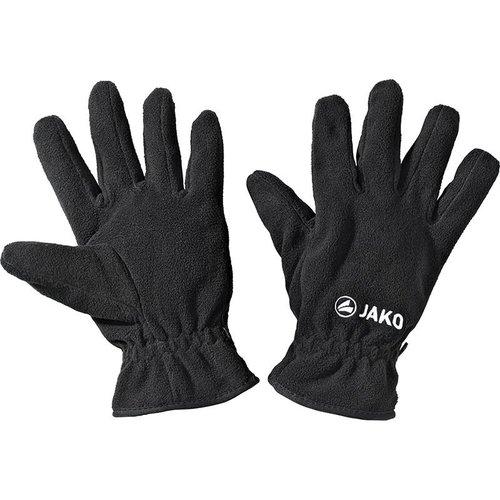 Jako JAKO Fleece handschoenen - Zwart