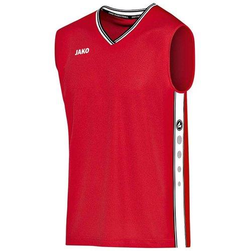 Jako JAKO Shirt Center - Rood/Zwart