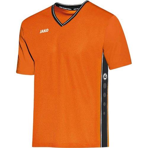 Jako JAKO Shooting shirt Magic - Fluo Oranje/Zwart