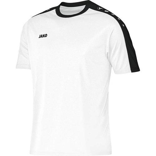 Jako JAKO Shirt Striker KM - Wit/Zwart