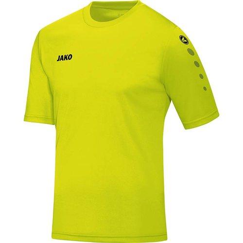 Jako JAKO Shirt Team KM - Lime