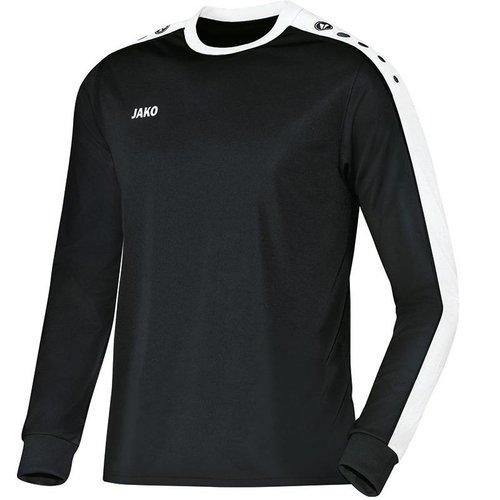 Jako JAKO Shirt Striker LM - Zwart/Wit