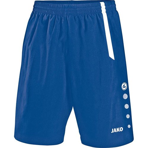 Jako JAKO Short Florenz - Royal/Wit