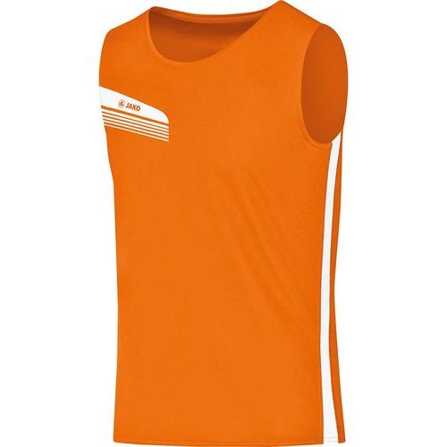 Jako JAKO Tank top Athletico - Oranje/Wit