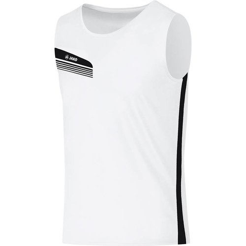 Jako JAKO Tank top Athletico - Wit/Zwart