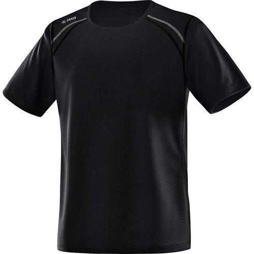 Jako JAKO T-shirt Run - Zwart