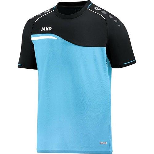 28328773cff Jako JAKO T-shirt Competition 2.0 - Aqua/Zwart