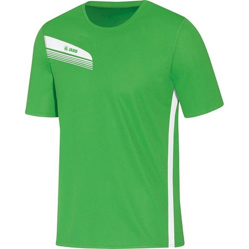 Jako JAKO T-Shirt Athletico - Zachtgroen/Wit