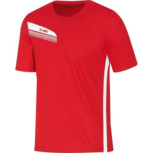 Jako JAKO T-Shirt Athletico - Rood/Wit
