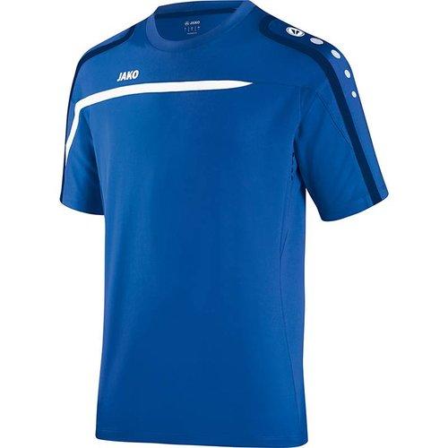 Jako JAKO T-Shirt Performance - Royal/Wit/Marine