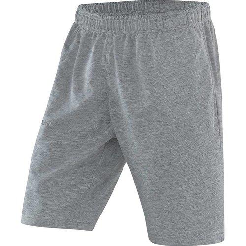 Jako JAKO Jogging shorts Classic Team - Grijs Gemeleerd