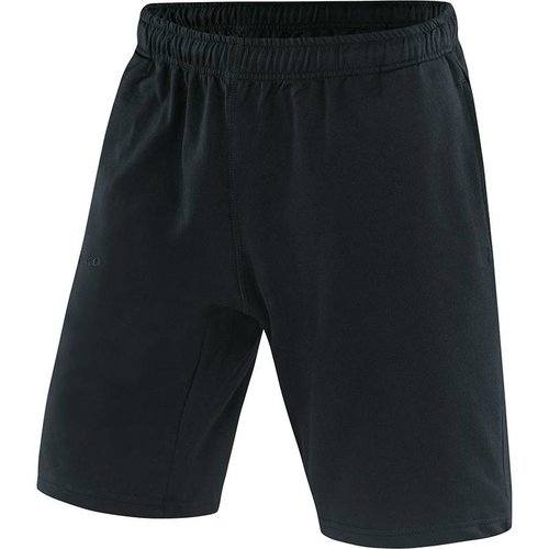 Jako JAKO Jogging shorts Classic Team - Zwart