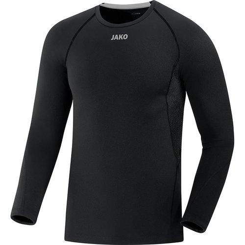 Jako JAKO Shirt Compression 2.0 LM - Zwart