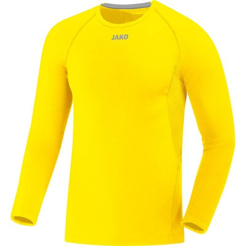 Jako JAKO Shirt Compression 2.0 LM - Citroen