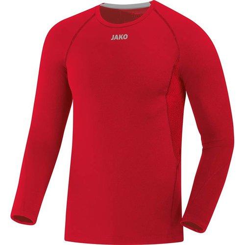 Jako JAKO Shirt Compression 2.0 LM - Rood