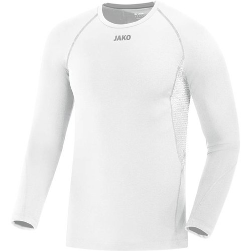 Jako JAKO Shirt Compression 2.0 LM - Wit