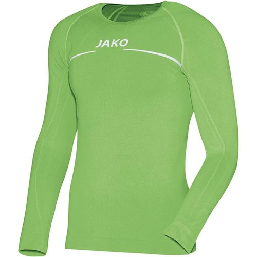 Jako JAKO Shirt Comfort LM - Soft Green
