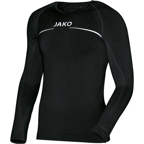 Jako JAKO Shirt Comfort LM - Zwart