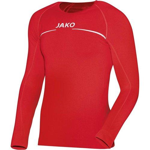 Jako JAKO Shirt Comfort LM - Rood