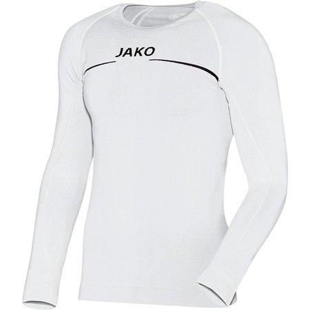 Jako JAKO Shirt Comfort LM - Wit
